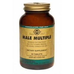 Complejo multivitamínico y multimineral 60 comprimidos, Solgar