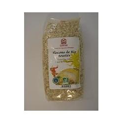 Copos de arroz tostados gr,500 Celnat