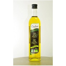 Aceite de Oliva Virgen Extra Ecológico 750 ml, Dulas