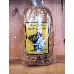Pan molde espelta 4 semillas bio 600gr Uliako