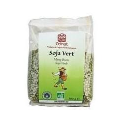 Soja verde bio 500 gr, Celnat