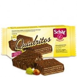 Quadritos 40 g (2x20 g) Schar