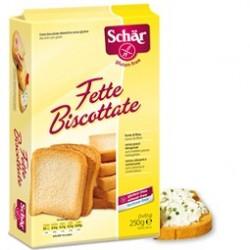 Fette biscottate 250 g (3 x 83 g) Schar