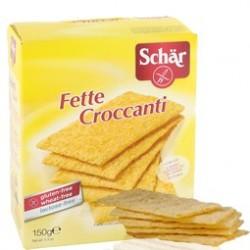 Fette crocanti 150 gr, Schär