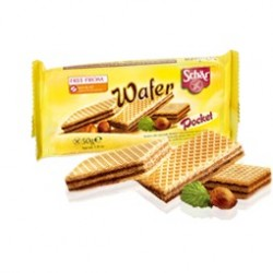 Wafer pocket 50 gr, Schär