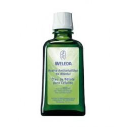 Aceite anticelutítico de abedul 100 ml, Weleda