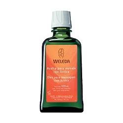 Aceite para masaje con Árnica 100 ml, Weleda