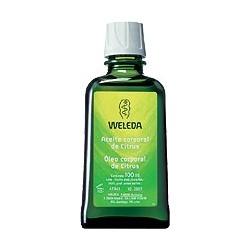 Aceite corporal de Citrus 100 ml, Weleda