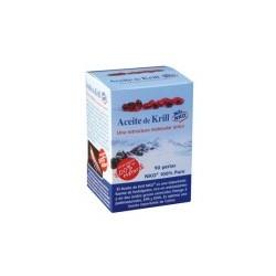 Aceite de Krill 90 cápsulas, 100% NATURAL