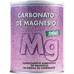 Carbonato de magnesio 110 gr, Santiveri