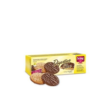 Digestive Choc 150 g (3x50g) Schar