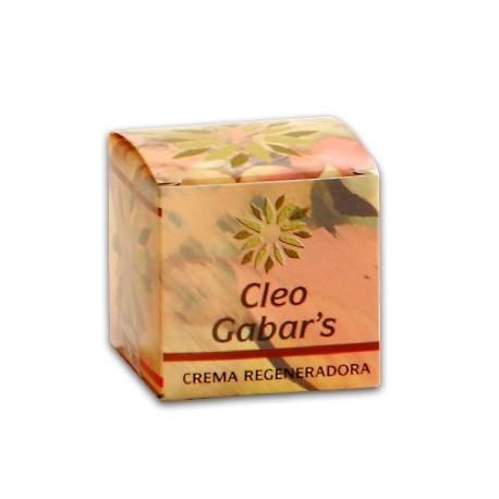 Cleo Gabar, Crema regeneradora