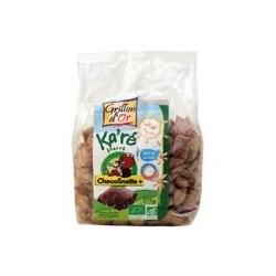 Cereales rellenos de chocolate 375 gr, Grillon D´Or