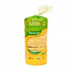 Tortas de arroz