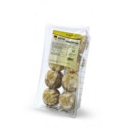 Magdalenas con chocolate sin gluten 300 gr, Airos