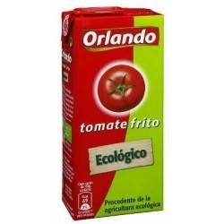Tomate frito ecologico 350grs Orlando