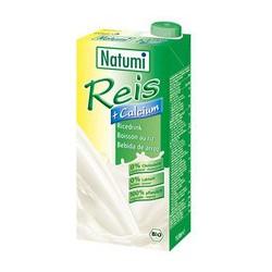 Bebida arroz +calcio 1l Natumi