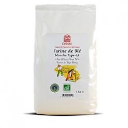 Harina trigo blanca 1 Kg, Celnat