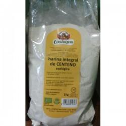 Harina integral centeno 1 Kg, Castagno