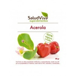 Acerola 80gr Salud Viva