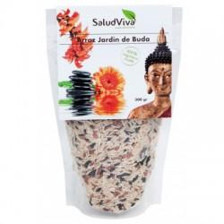 arroz jardin de buda