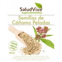 semillas de cañamo peladas