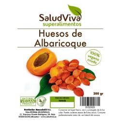 Huesos de albaricoque 100 gr Salud Viva