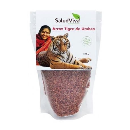 arroz tigre de umbra