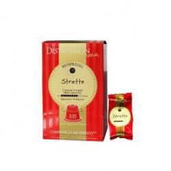 Capsulas café BIO 10x - STRETTO - Destination