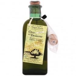 Aceite oliva Picual eco 500ml Oro del desiero