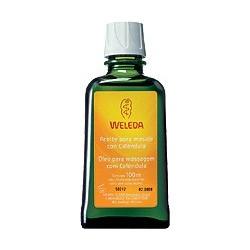 Aceite para masaje con Caléndula Weleda