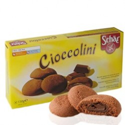 Cioccolini sin gluten 150 gr, Schär