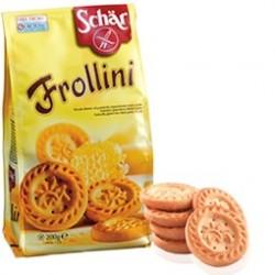 Frollini sin gluten 200 gr, Schär