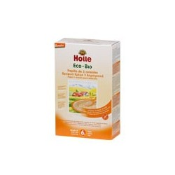 Papilla 3 cereales 250 gr, Holle
