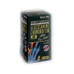 Glucosamina chondroitina MSM 90 comprimidos, Nature´s Plus