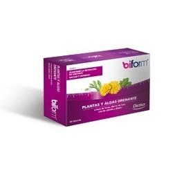 Plantas y Algas drenante 60cap Dietisa