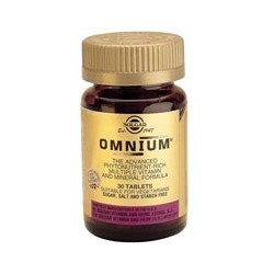 Omnium Complemento Alimenticio 60 comprimidos, Solgar