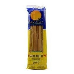 Spaguetti tricolor 500 gr, Bioidea