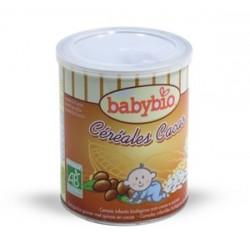 Papilla de quinoa con cacao 220 gr, Babybio