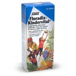 Floradix-Kindervital, Salus