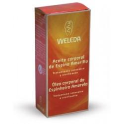 Aceite corporar de Espino Amarillo 100 ml, Weleda