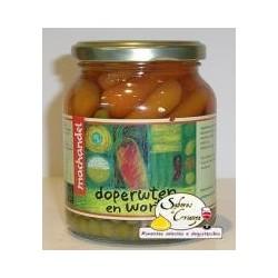 Guisantes y zanahorias 350 gr, Machandel
