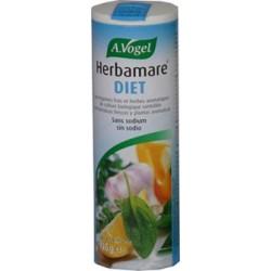 Sal de Hierbas Herbamare Diet 125 gr, A. Vogel