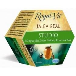Jalea Real Studio 20 viales, Dietisa
