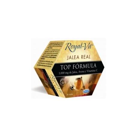 Jalea Real Top Fórmula 20 viales, Dietisa