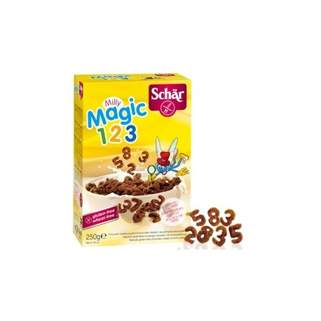 Milly Magic 1-2-3 Schar