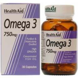 Omega 3 750 mg 3cap Health aid