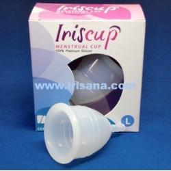 Copa menstrual talla S, Iriscup