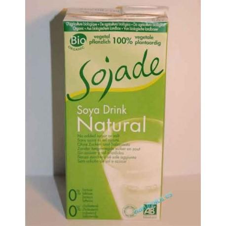 Bebida de soja natural 1 litro, Sojade