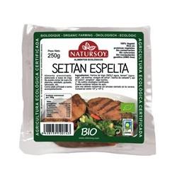 Seitan fresco Bio 250 gr, Natursoy